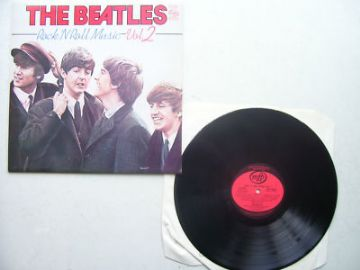 The Beatles Rock n Roll Music Vol 2 LP
